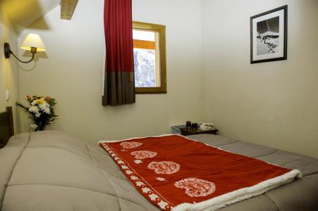 Rent in ski resort Les Chalets de Valoria - Valloire - Bedroom
