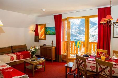Location au ski Les Chalets De Valoria - Valloire - Séjour