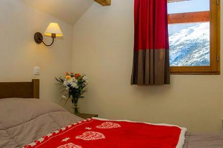Location au ski Les Chalets De Valoria - Valloire - Chambre