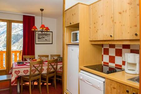 Location au ski Les Chalets De Valoria - Valloire - Kitchenette