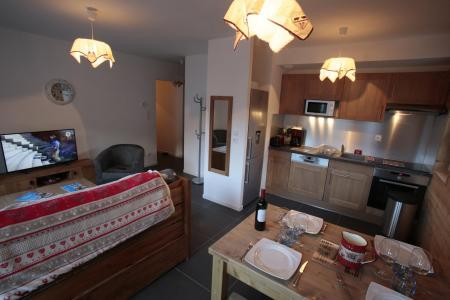 Rent in ski resort Les Chalets du Grand Galibier - Valloire - Apartment