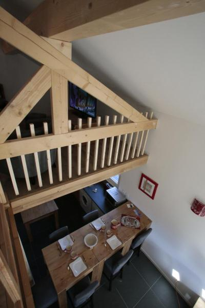 Rent in ski resort 5 room duplex apartment 8 people (2) - Les Chalets du Grand Galibier - Valloire