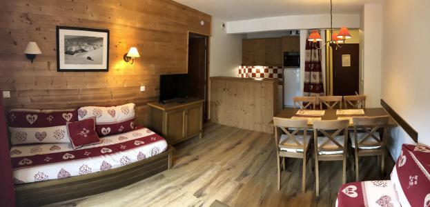 Location au ski Appartement 3 pièces 6 personnes (01) - Les Chalets Valoria - Valloire