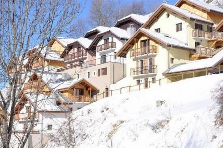 Location au ski Les Fermes De L'archaz - Valloire - Extérieur hiver