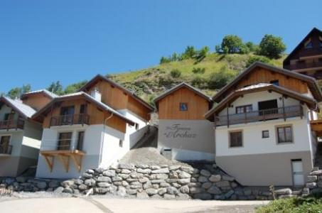 Location au ski Les Fermes De L'archaz - Valloire