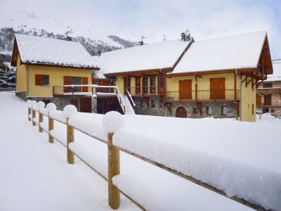 Location au ski Les Fermes Du Planet - Valloire