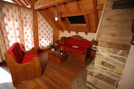 Location au ski Appartement 3 pièces 6 personnes (1E) - Les Fermes Du Planet - Valloire