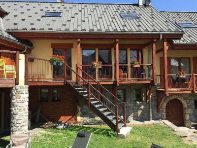 Location au ski Appartement triplex 6 pièces 12 personnes (3E) - Les Fermes Du Planet - Valloire