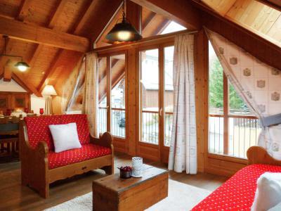 Location au ski Appartement duplex 3 pièces 6 personnes (1) - Les Fermes du Planet - Valloire