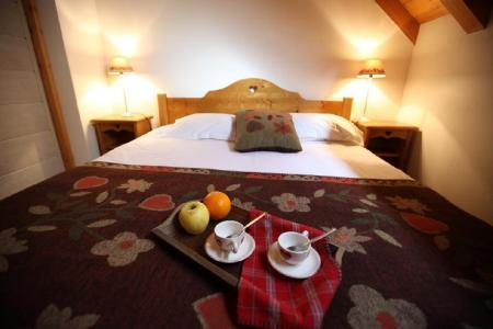 Location au ski Appartement 3 pièces 6 personnes (1E) - Les Fermes Du Planet - Valloire - Chambre