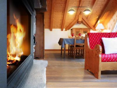 Location au ski Appartement duplex 3 pièces 6 personnes (1) - Les Fermes du Planet - Valloire - Appartement