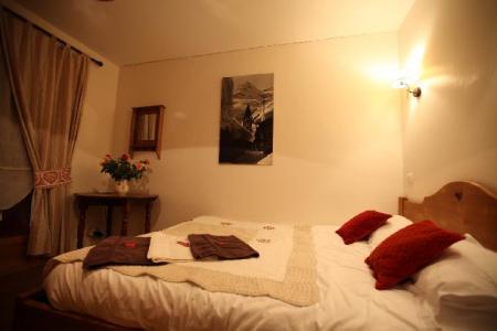 Location au ski Appartement triplex 6 pièces 12 personnes (3E) - Les Fermes Du Planet - Valloire - Alcôve