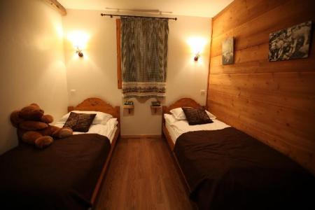 Location au ski Appartement triplex 6 pièces 12 personnes (3E) - Les Fermes Du Planet - Valloire - Chambre