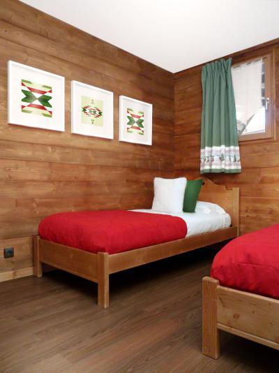 Location au ski Appartement 3 pièces 6 personnes (1E) - Les Fermes Du Planet - Valloire - Extérieur hiver