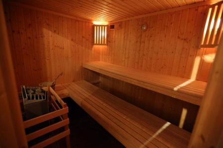 Location au ski Les Fermes Du Planet - Valloire - Sauna