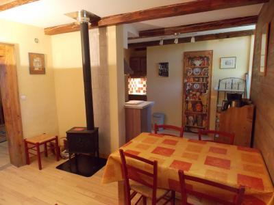 Location au ski Appartement 2 pièces 5 personnes (Anto) - Maison L'alpe De Virgile - Valloire