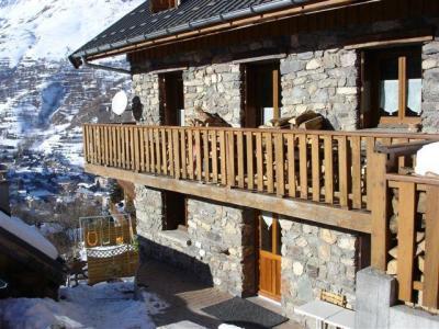 Location au ski Maison Le Champ D'epilobes - Valloire