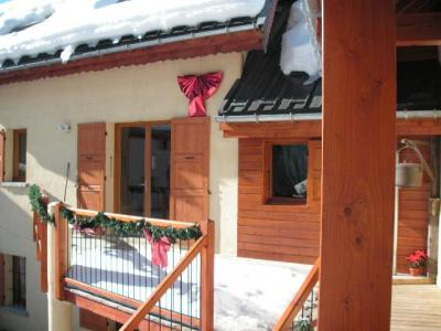 Location au ski Maison Le Planet - Valloire