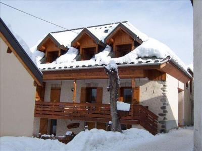 Location au ski Maison Lucine - Valloire - Extérieur hiver