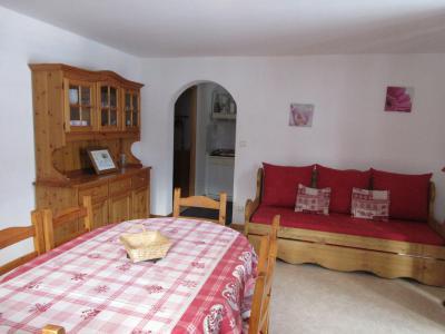 Location au ski Appartement 3 pièces 6 personnes - Maison Monnier - Valloire - Séjour