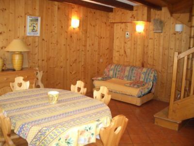 Location au ski Appartement duplex 3 pièces 6 personnes - Residence Aux Sports - Valloire - Séjour