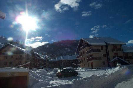 Location Valloire : Residence Betelgeuse hiver