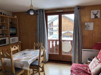 Аренда на лыжном курорте Квартира студия кабина для 4 чел. (56) - Résidence Bételgeuse - Valloire