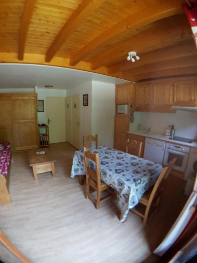 Аренда на лыжном курорте Апартаменты дуплекс 3 комнат 8 чел. (83) - Résidence Bételgeuse - Valloire