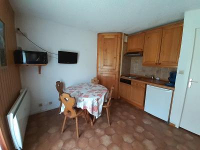 Аренда на лыжном курорте Квартира студия со спальней для 4 чел. (47) - Résidence Bételgeuse - Valloire