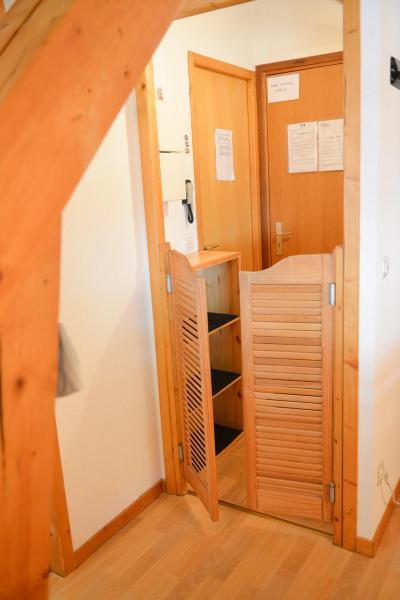 Location au ski Studio mezzanine 4 personnes (26) - Residence Bon Accueil - Valloire