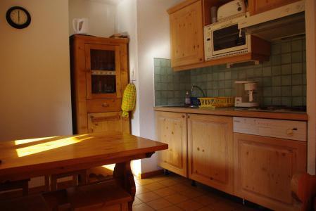 Location au ski Studio 3 personnes (11) - Residence Bon Accueil - Valloire