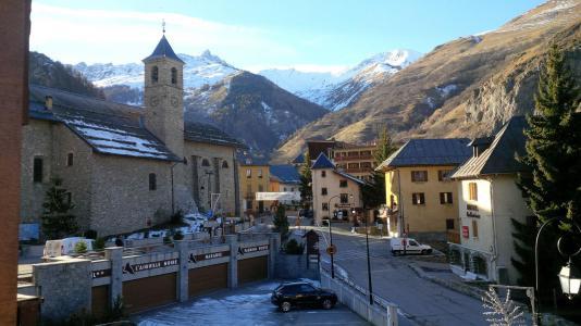 Location au ski Studio cabine 5 personnes (18) - Résidence Bon Accueil - Valloire - Extérieur hiver