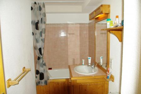 Location au ski Studio 3 personnes (11) - Résidence Bon Accueil - Valloire - Salle de bains