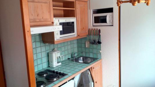 Location au ski Studio cabine 5 personnes (18) - Résidence Bon Accueil - Valloire - Cuisine