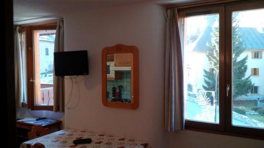 Location au ski Studio cabine 5 personnes (18) - Résidence Bon Accueil - Valloire - Tv