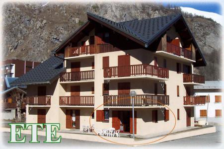 Аренда на лыжном курорте Апартаменты 2 комнат 4 чел. (1) - Résidence Carène - Valloire
