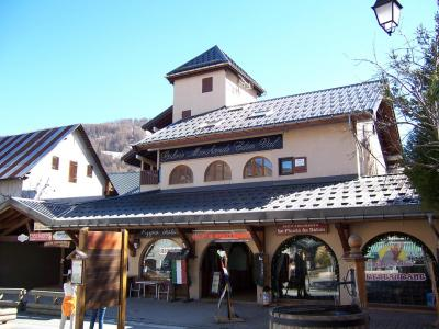 Location au ski Residence Eden Val - Valloire
