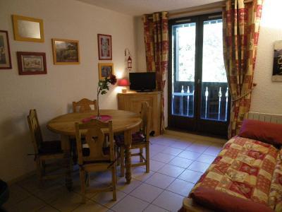 Location au ski Appartement 2 pièces 4 personnes (1E) - Residence Eden Val - Valloire - Séjour