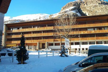 Location au ski Residence Galibier - Valloire - Extérieur hiver