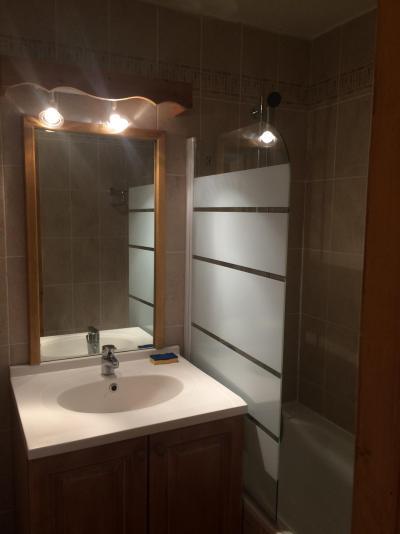 Rent in ski resort 2 room apartment 4 people (305) - Résidence Gentiane Hameau de la Vallée d'Or - Valloire - Bath-tub