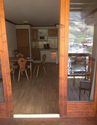 Rent in ski resort 2 room apartment 4 people (102) - Résidence Gentiane Hameau de la Vallée d'Or - Valloire