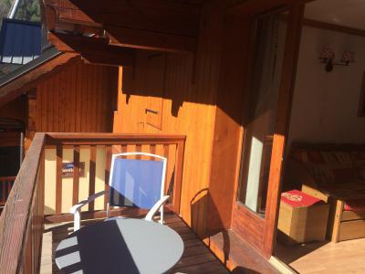 Rent in ski resort 2 room apartment 4 people (305) - Résidence Gentiane Hameau de la Vallée d'Or - Valloire