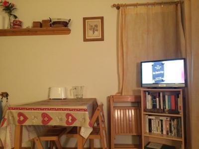 Location au ski Appartement 2 pièces 4 personnes (21) - Résidence l'Adret - Valloire - Table