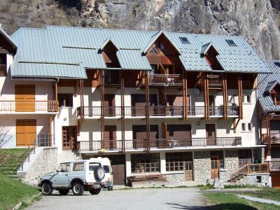 Location au ski Residence La Borge - Valloire