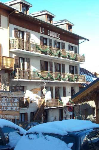 Location au ski Residence La Cordee - Valloire