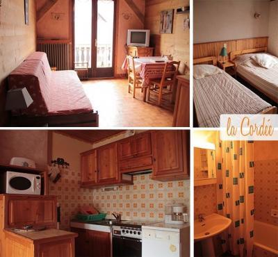 Location au ski Appartement 2 pièces 4 personnes (10) - Residence La Cordee - Valloire
