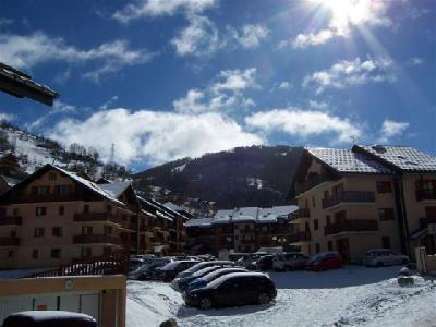 Location au ski Studio cabine 4 personnes (209) - Residence La Croix Du Sud - Valloire