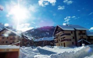 Location au ski Studio cabine 4 personnes (206) - Residence La Croix Du Sud - Valloire