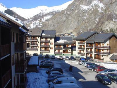 Location au ski Studio cabine 4 personnes (223) - Résidence la Croix du Sud - Valloire - Extérieur hiver
