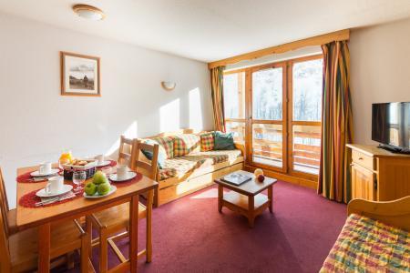 Location au ski Résidence Lagrange les Chalets du Galibier - Valloire - Séjour